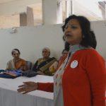 Dr. Rashmi Jain sharing some experiences