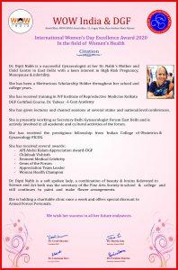 Dr. Dipti Nabh